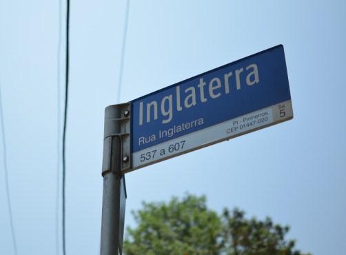The best road in São Paulo.