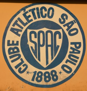 Clube Atletico São Paulo (Home of Charles Miller)
