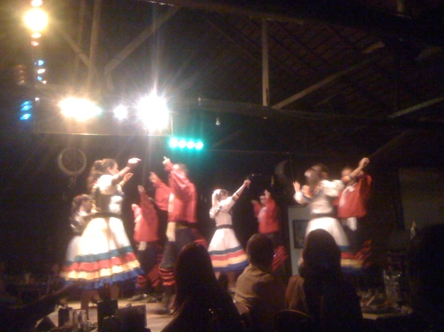 Gaúchos are known as being tough bastards, but they also dance very nicely as well.