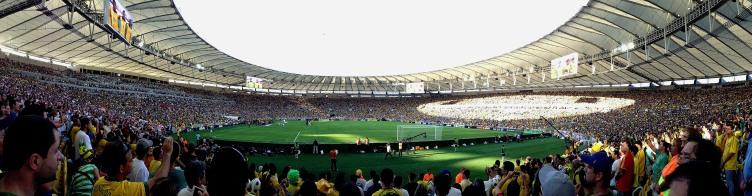 The Maracanã in 2013