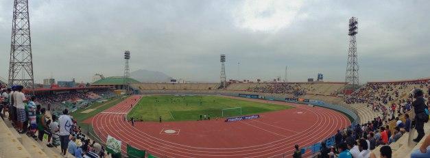 Estadio Mansiche.